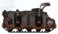 Carcharodons Rhino Transport