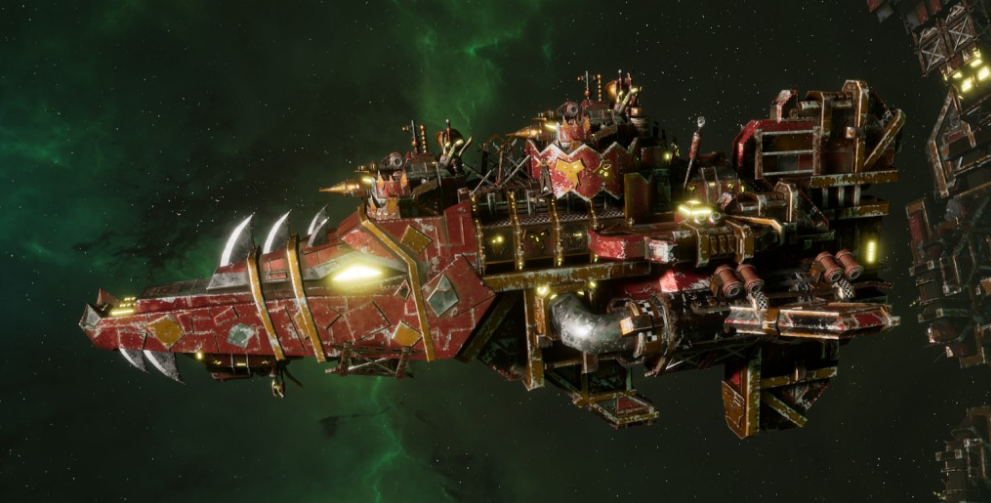 Onslaught-class Attack Ship