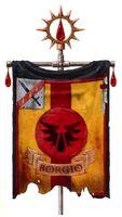 2nd Co Banner Sgt Borgio