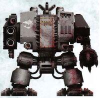 Carcharodons MkV Dred Tact. Spt. Armament Config.