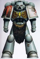 Grey Hunter Halus
