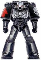 Silver Skull Space Marine