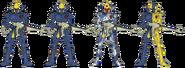 Стражи Алаитока (цветовая схема)