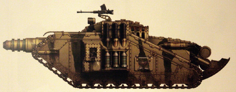 Valdor Tank Hunter