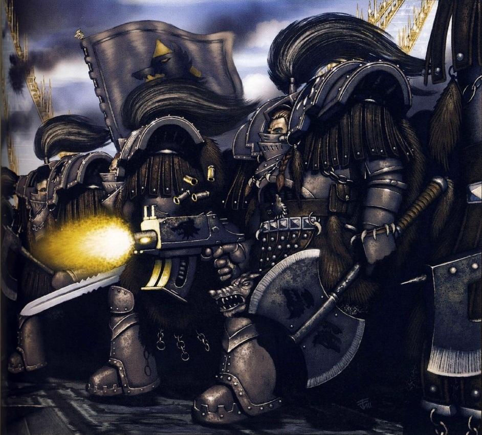 Legion Terminator Squad