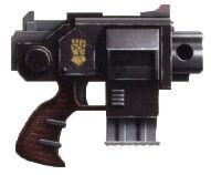 IF Tigris Pattern Bolt Pistol