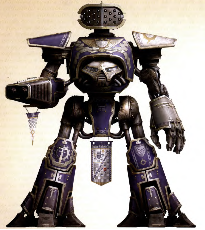 Black Iron Core