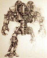 Mechanicum Thallax 1