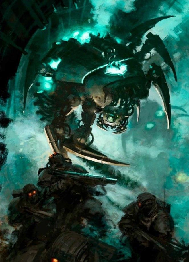Canoptek Wraith