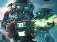 Dark Angels, Space Marine, Devastators