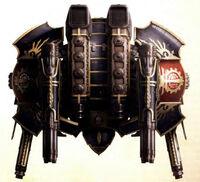 Legio Mortis Warlord Top