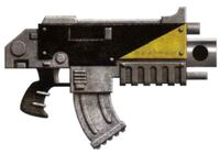 Mark III Bolter