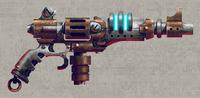 Radium Pistol