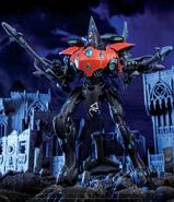 Призрачный Рыцарь мира-корабля Теленнар