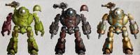 Kastellan Robots 3