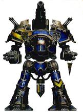 Legio Victorum Warbringer-Nemesis Sagax Lanio