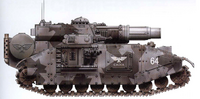 Stormsword of the 8th Cadian Heavy Tank Regiment