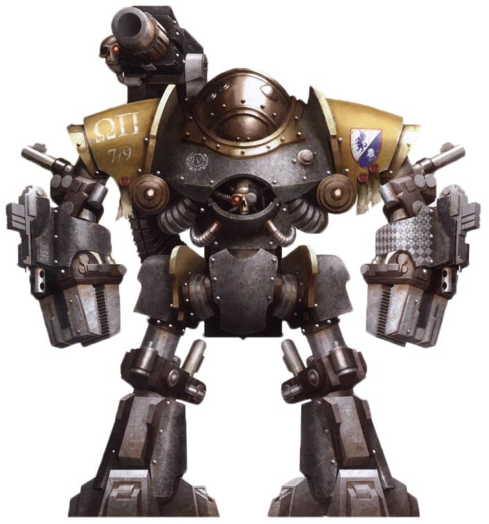 Castellax-class Battle-Automata