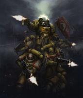 Imperial F. Terminator and primaris