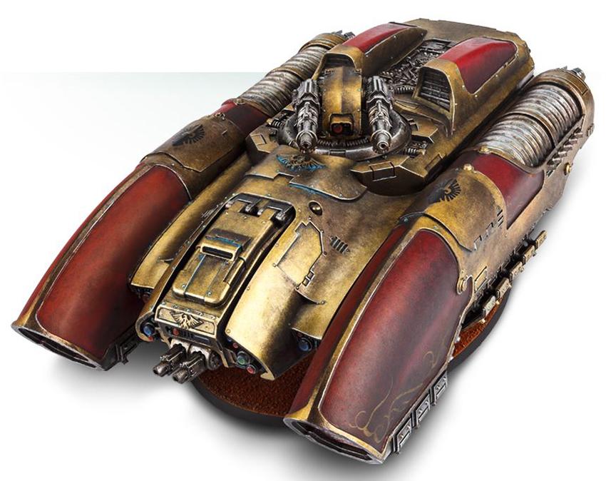 Coronus Grav-Carrier