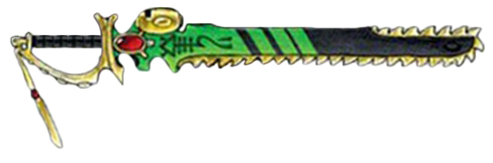Biting Blade