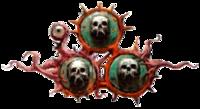 Mark of Nurgle skulls.png