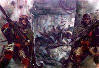 BA Scouts Tyranids