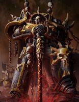 Chaos Lord Terminator Armour