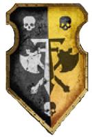 True Messengers Warlord Princeps Livery Shield