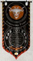 Legio Magna Warhound Honour Banner