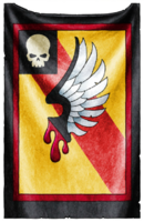 Cpt. Tycho Back Banner