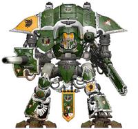 Knight Paladin Hound of Raisa