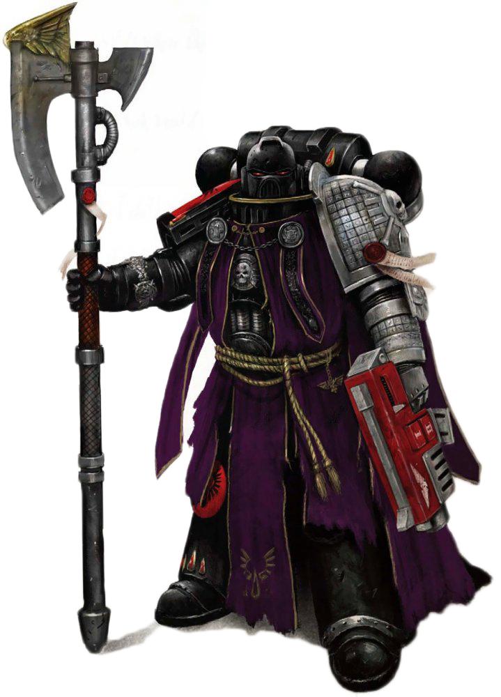 Deathwatch Keeper