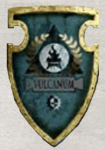 Legio Vulcanum Livery Shield