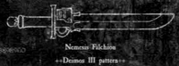 Nemesis Falchion