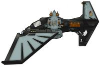 Ravenwing Dark Talon side