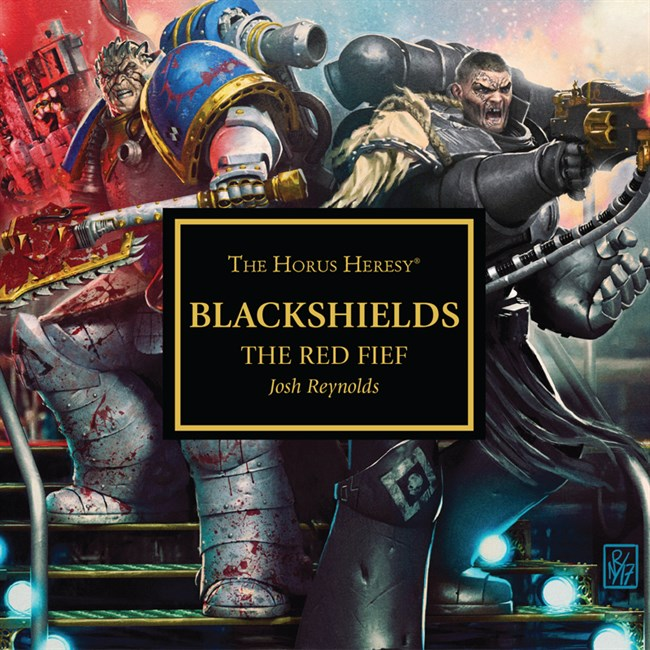 Blackshields: The Red Fief (Audio Drama)