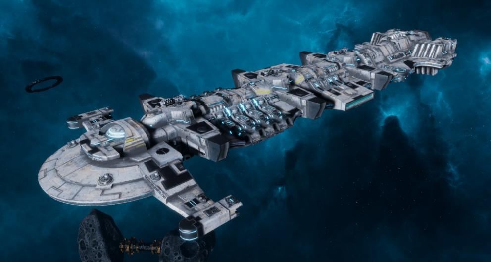Gal'leath (Explorer)-class Starship