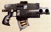 Bolt Pistol Phobos Salamanders