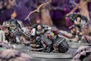Deathwatch Bike Squad (mini)