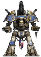 True Messengers Warbringer-Nemesis Wrath of Gants