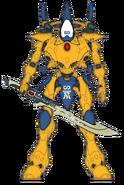 Призрачный Рыцарь Йандена (цветовая схема)