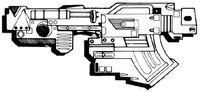 Heavy Bolter Type 1