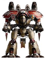Legio Atarus Warlord Ex Nortia