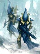 Iyanden Wraithguard (1)