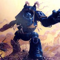 Ultramarine Heresy Justarius Dreadnaught