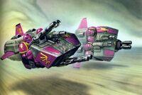 Borvinus Land Speeder Squad