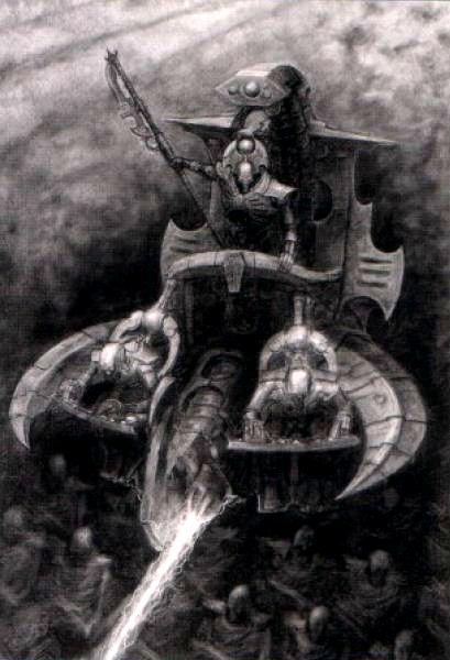 Catacomb Command Barge