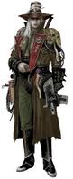 Female Inquisitor Ordo Hereticus