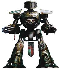 Legio Krytos Reaver Titan